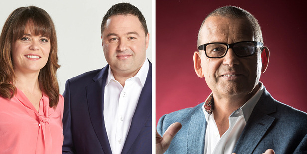 Story and Paul Henry will not return to TV3 next year.