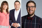 Heather du Plessis-Allen and Duncan Garner have hosted TV3's Story since August last year, Guy Williams could be replacing them.
