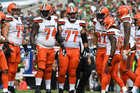 The Cleveland Browns have now lost 10 straight games - a franchise record in their 66-year history. Photo / Photosport