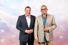 Duncan Garner and Paul Henry are facing huge changes at TV3. Photo / Supplied