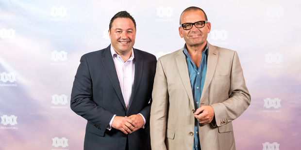 Loading Duncan Garner and Paul Henry are facing huge changes at TV3. Photo / Supplied