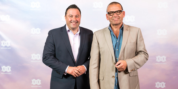 Duncan Garner will fill the void left by Paul Henry in 2017. Photo / Supplied