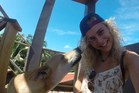 Elly Warren, from Melbourne, was travelling in Africa before she died this week. Photo / Facebook