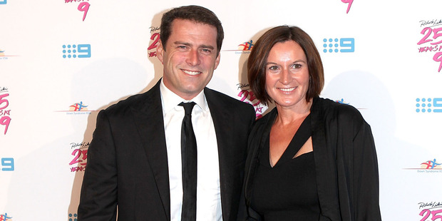 Karl Stefanovic and Cassandra Thorburn could be at odds on TV as well as in real life. Photo / Getty Images