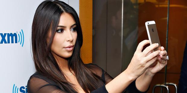 Kim Kardashian has disappeared off social media. Photo / Getty