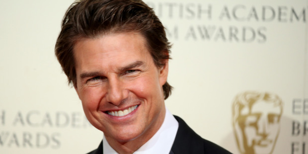 Actor Tom Cruise. Photo / Getty