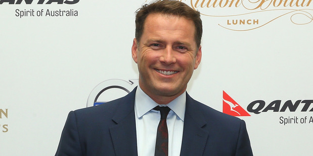 Aussie TV personality Karl Stefanovic. Photo / Getty Images