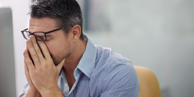 Don't cope well when it all gets too much? Here's how to deal with stress. Photo / Getty Images.