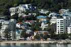 Properties in Oriental Bay, Wellington. Photo / Getty Images