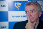 They're not exactly selling it. Michael O'Leary, CEO of Ryanair, needs an assistant. Photo / Getty