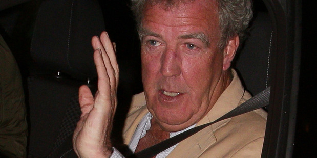 Jeremy Clarkson attending a party in Camden on June 6, 2016 in London, England. Photo / Getty