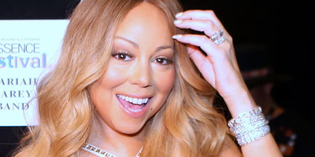 Mariah Carey. Photo / Getty Images