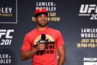 UFC lightweight champion Eddie Alvarez. Photo / Getty Images
