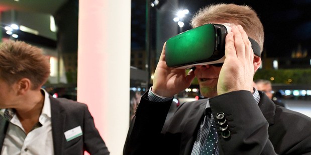 VR headsets are more than just stereoscopic displays like a 3D television or movie screen. Photo / Getty Images