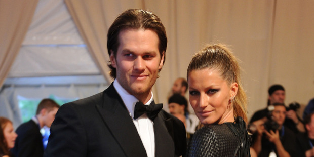 Model Gisele Bundchen and NFL player Tom Brady adhere to a strict healthy diet. Photo / Getty Images.