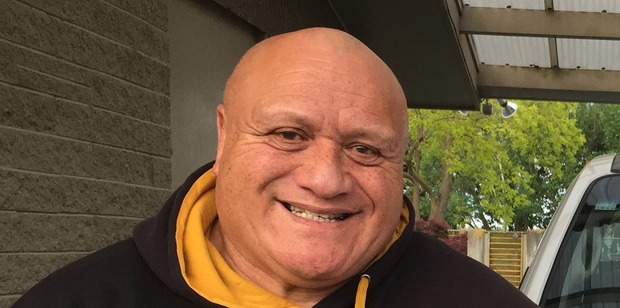 Henare O'Keefe has helped to found Flaxmere's U-Turn Trust, Flaxmere Boxing Academy and other initiatives. Photo / Simon Collins