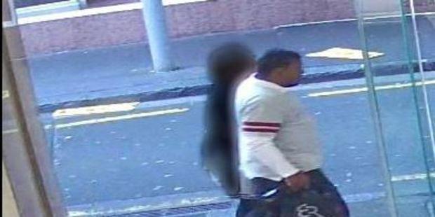 Police are seeking a man who allegedly assaulted a woman after preaching about Jesus. Photo / NZ Police