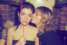 Taylor Swift threw Lorde a birthday party in New York City. Photo / Instagram