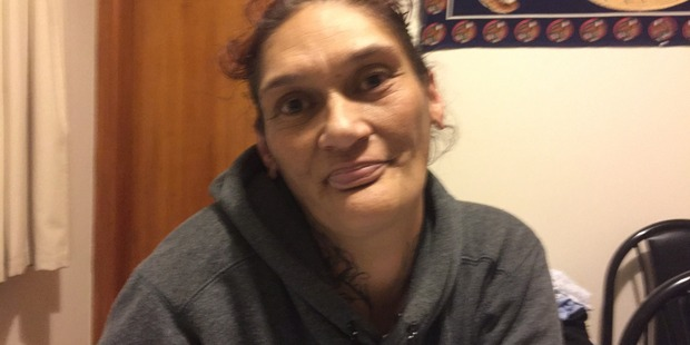 Moana Lawton says her adoptive mother hit her every day until she ran away at 14. Photo / Simon Collins