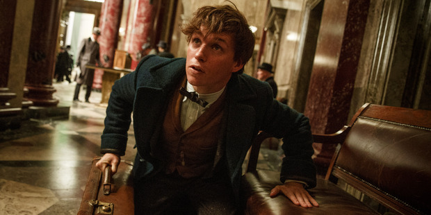Loading The prequel series to Harry Potter Fantastic Beasts and Where to Find Them, stars Eddie Redmayne.