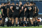Kieran Read and the All Blacks were found wanting against Ireland in Chicago. Photo / Brett Phibbs