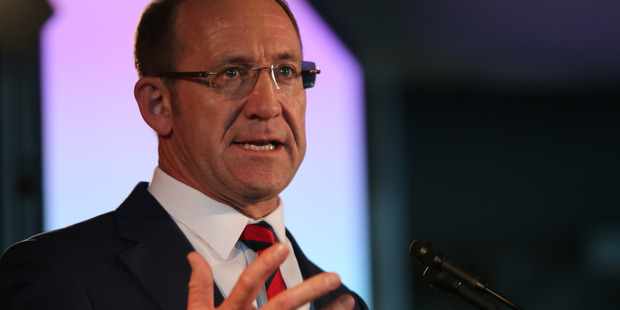 On November 18 Andrew Little will mark his second anniversary as Labour leader.  Photo / Supplied