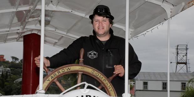 MV Wairua owner Sam Mordey says he is keeping the riverboat in Whanganui.