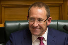 PROPOSAL: Labour leader Andrew Little released a policy to give unemployed young people six months of full-time community work at the minimum wage. PHOTO/FILE