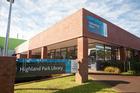 The exterior of Highland Park Library.  Photo:  Jay Farnworth