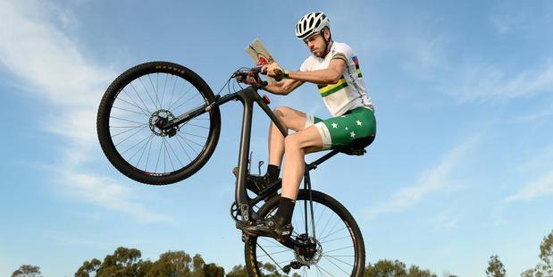 TOP CONTENDER: Angus Robinson from Australia will take part in the championships. PHOTO/SUPPLIED