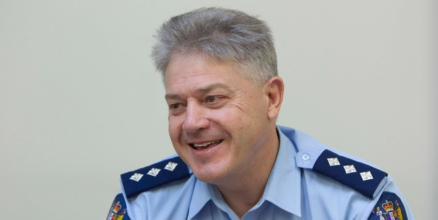Inspector Bruce Horne is to retire at the end of the year as Rotorua police area commander.  Photo/Ben Fraser