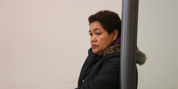 Teremoana Kimiangatau, former Auckland Airport accounts clerk, transferred funds from the company's bank account to her own account. Photo / Greg Bowker