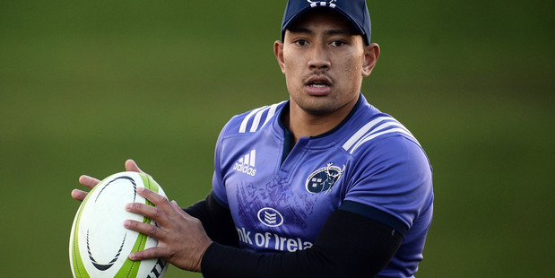 HUGE STEP: Bay of Plenty and Te Puna halfback Te Aihe Toma is on the bench for Munster against Maori All Blacks. PHOTO: Getty Images