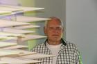 Artist and theatre designer John Parker. Photo: Kenny Willis