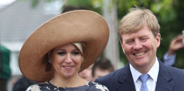 King Willem-Alexander and Queen Maxima are accompanied by a trade mission. Photo / File
