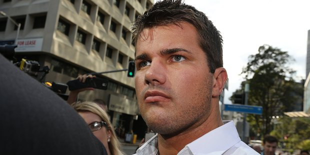 Loading Gable Tostee has attempted to explain why he did not call an ambulance when his Tinder date Warriena Wright. Photo / News Corp Australia