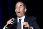 Comedian Jerry Seinfeld. Photo / AP
