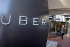 Uber announced on December 1, 2016 that it would increase its rates from 10 to 15 per cent in France. Photo / AP