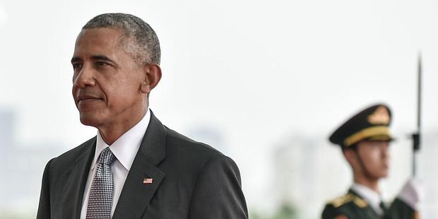 U.S. President Barack Obama. Photo / AP