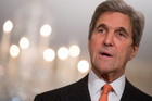 John Kerry is in Christchurch today. File photo / AP
