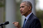Obama bailed out the auto industry. Photo / AP