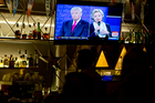 Americans may cringe watching their own election at close range. But the world's reaction has been, in a sense, even more poignant and foreboding. Photo / AP