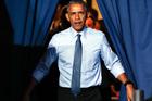 President Barack Obama's speech was delivered on September 8, 2009. Photo / AP