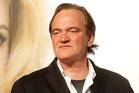 Director Quentin Tarantino. Photo / AP