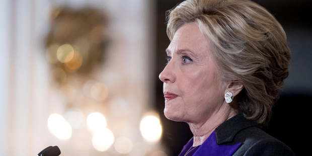 After Hillary Clinton's defeat, Moore believes the Democrats must change. Photo / AP