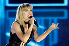 Taylor Swift performs on the eve of the Formula One US Grand Prix at Circuit of the Americas on October 22. Photo / AP
