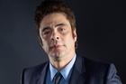 Benicio Del Toro. Photo / AP