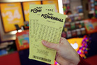 1.85 million Lotto tickets were bought last week - the equivalent of 39 per cent of Kiwis getting one ticket each. Photo / File