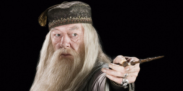 Dumbledore could be openly gay in upcoming installations of Fantastic Beasts. Photo / Supplied