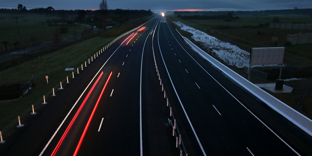 The Government had propose a 110km/h speed limit on the Tauranga Eastern Link. Photo/File